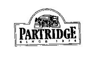 PARTRIDGE SINCE 1876