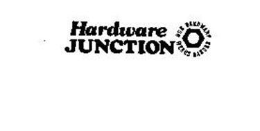HARDWARE JUNCTION OUR HARDWARE WEARS HARDER