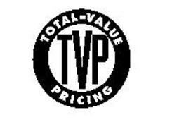 TVP TOTAL - VALUE PRICING