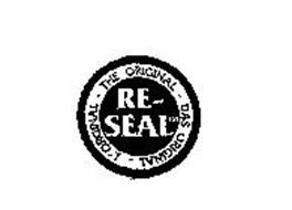 RE- SEAL THE ORIGINAL DAS ORIGINAL L'ORGINAL