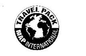 TRAVEL PACK MAP INTERNATIONAL
