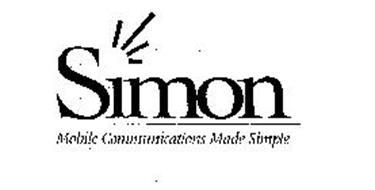 SIMON MOBILE COMMUNICATIONS MADE SIMPLE