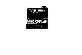 MACROPLAN TOOLKIT FOR LARGE-SCALE PROGRAM PLANNING, MANAGEMENT & EVALUATION