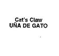 CAT'S CLAW UNA DE GATO