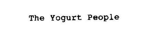 THE YOGURT PEOPLE