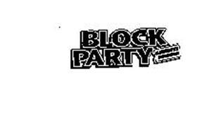 BLOCK PARTY BLOCKBUSTER ENTERTAINMENT
