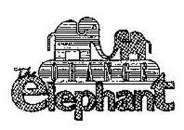 THE ORANGE ELEPHANT