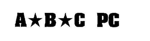 A B C PC