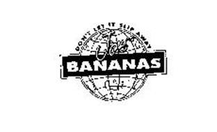 JOE BANANAS DON'T LET IT SLIP AWAY