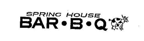 SPRING HOUSE BAR B Q