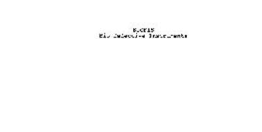 BIOSIS BIO SELECTIVE INSTRUMENTS