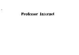 PROFESSOR INTERNET