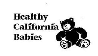 HEALTHY CALIFORNIA BABIES
