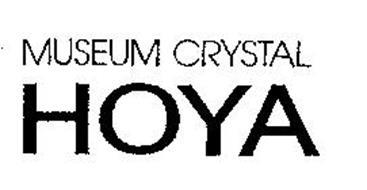 MUSEUM CRYSTAL HOYA