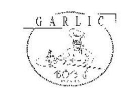 GARLIC BOB'S PIZZA BAR