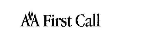 AA FIRST CALL