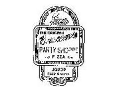 THE ORIGINAL BUSCEMIS PARTY SHOPPE PIZZA LIQUOR BEER & WINE