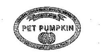 PET PUMPKIN SHIPPED BY GEORGE PERRY & SONS, INC. MANTECA, CA. WHERE QUALITY COMES FIRST