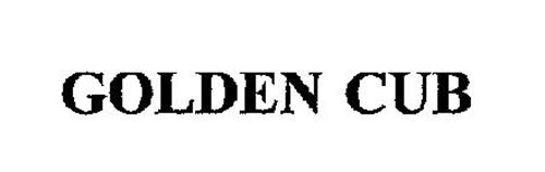 GOLDEN CUB