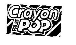 CRAYON FRUIT POP
