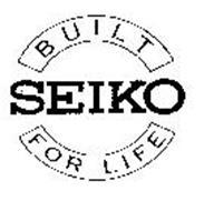 SEIKO BUILT FOR LIFE