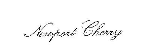 NEWPORT CHERRY