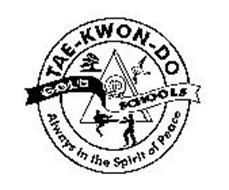 TAE-KWON-DO GOLD SCHOOLS ALWAYS IN THE SPIRIT OF PEACE