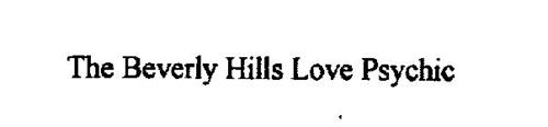 THE BEVERLY HILLS LOVE PSYCHIC
