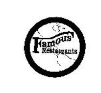 FAMOUS RESTAURANTS