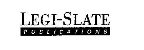 LEGI-SLATE PUBLICATIONS
