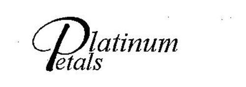 PLATINUM PETALS