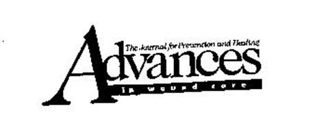 ADVANCES IN WOUND CARE THE JOURNAL FOR PREVENTION AND HEALING