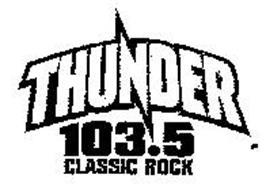 THUNDER 103.5 CLASSIC ROCK
