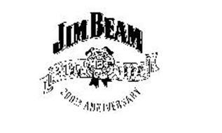 JIM BEAM 1795 1995 BEAM FORMULA A STANDARD SINCE 1795 200TH ANNIVERSARY