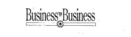 BUSINESS TO BUSINESS MARKETING COMMUNICATIONS