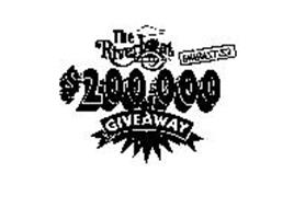 THE RIVERBOAT HOTEL AND CASINO GUARANTEED $200,000 GIVEAWAY