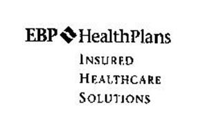 EBP HEALTHPLANS INSURED HEALTHCARE SOLUTIONS