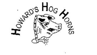 HOWARD'S HOG HORNS