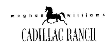 MEGHAN WILLIAMS CADILLAC RANCH