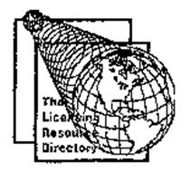 THE LICENSING RESOURCE DIRECTORY