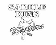 Saddle King Western By Key Trademark Of Key Industries Inc Serial