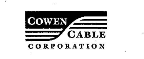 COWEN CABLE CORPORATION