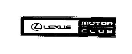 L LEXUS MOTOR CLUB