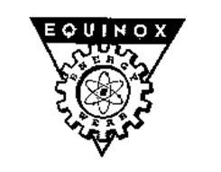 EQUINOX ENERGY WEAR E