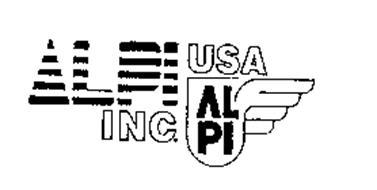 ALPI INC. USA ALPI