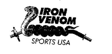 IRON VENOM SPORTS USA