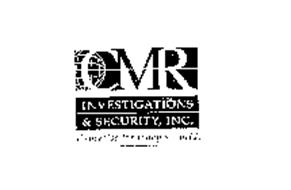 CMR INVESTIGATIONS & SECURITY, INC. EXPERTISE FOR TODAY'S WORLD.