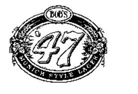 BOB'S '47 MUNICH-STYLE LAGER