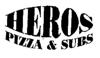 HEROS PIZZA & SUBS