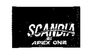 SCANDIA BY APEX ONE